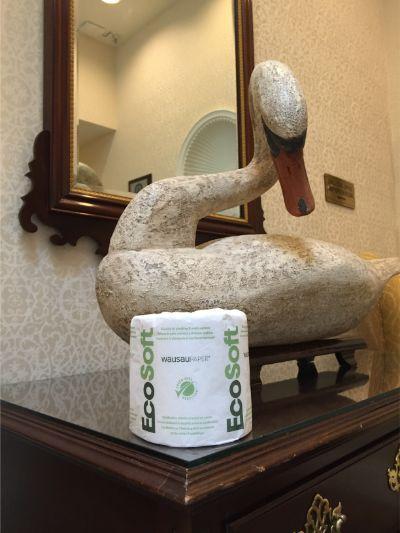 Green Seal Bathroom tissue