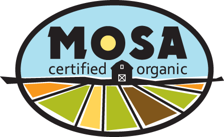Green Seal MOSA Certified Organic
