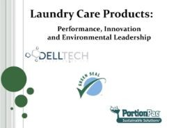Laundry Care Products: Performance and Environmental Leadership